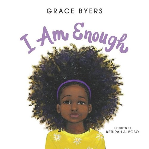 I Am Enough book
