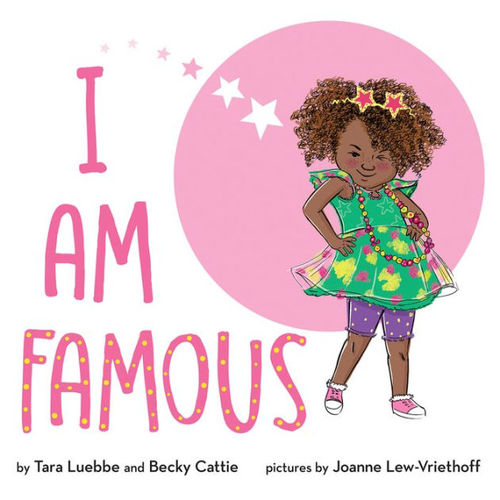 I Am Famous Book
