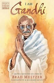 I Am Gandhi book