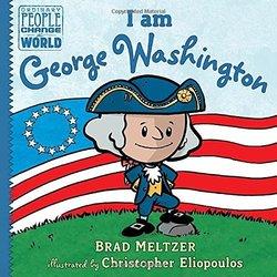 I Am George Washington book