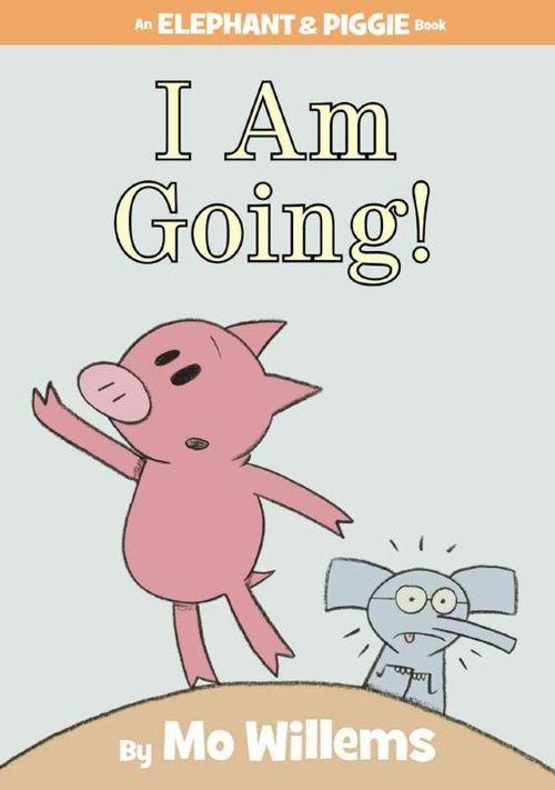 I Am Going! book