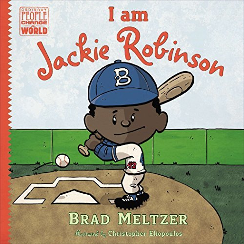 I Am Jackie Robinson Book