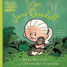 I am Jane Goodall book