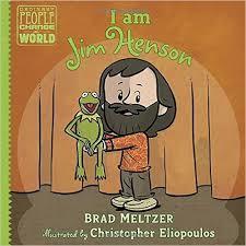 I Am Jim Henson book