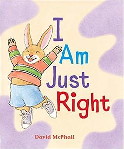 I Am Just Right book
