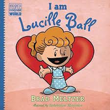 I Am Lucille Ball book