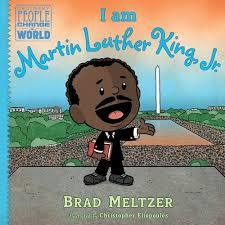 I Am Martin Luther King, Jr book