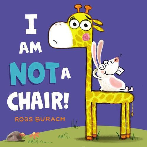 I Am Not a Chair! book