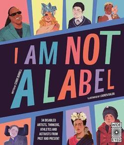 I Am Not a Label book
