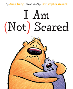 I Am Not Scared book