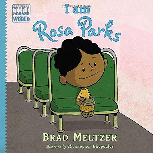 I Am Rosa Parks book