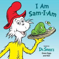 I Am Sam-I-Am book