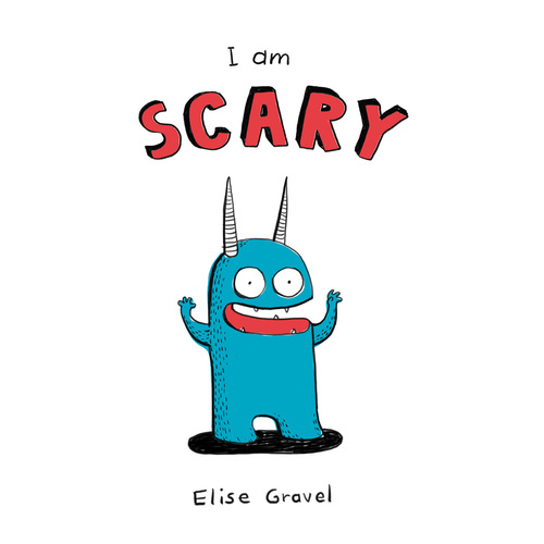 I Am Scary book