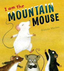 I Am the Mountain Mouse book