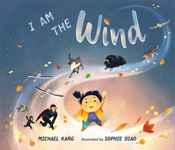 I Am the Wind book