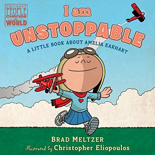 I am Unstoppable book