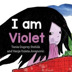 I Am Violet book