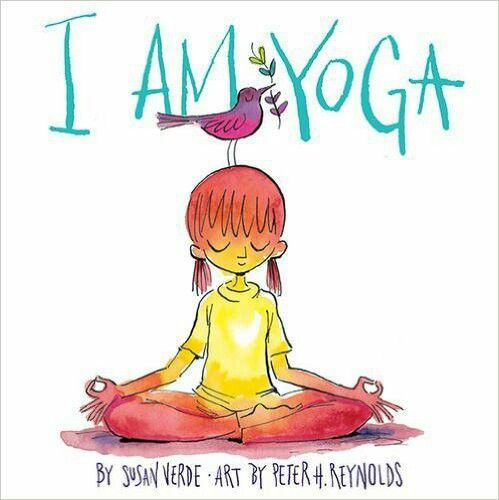 I Am Yoga book