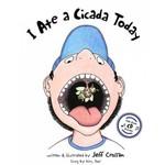 I Ate a Cicada Today book