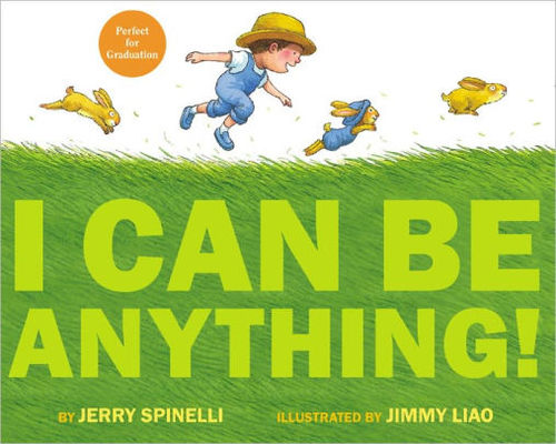 I Can Be Anything book