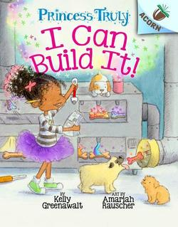 I Can Build It! book