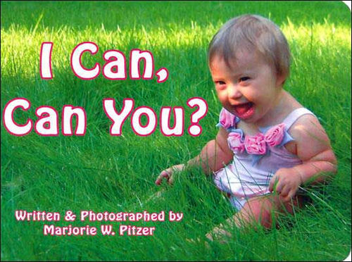 I Can, Can You? book