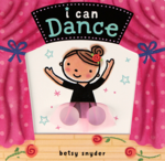 I Can Dance book