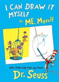 I Can Draw it Myself, By Me, Myself book