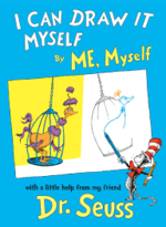 I Can Draw it Myself, By Me, Myself book