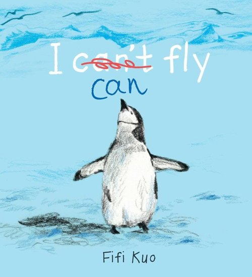 I Can Fly book