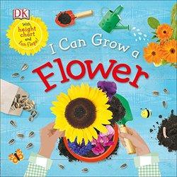 I Can Grow a Flower Book