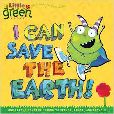 I Can Save the Earth! book
