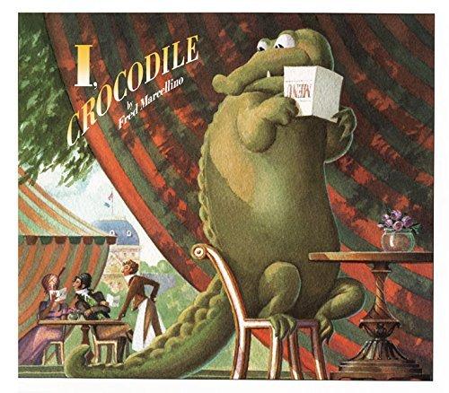 I, Crocodile book