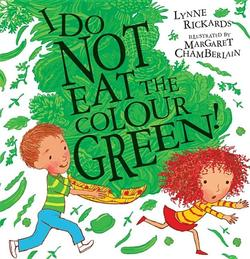 I Do Not Eat the Colour Green book