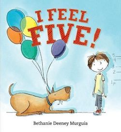 I Feel Five! book