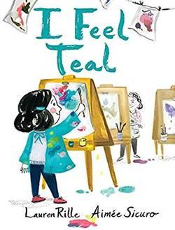 I Feel Teal Book