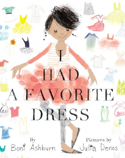I Had a Favorite Dress Book