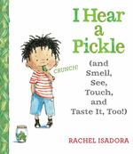 I Hear a Pickle book