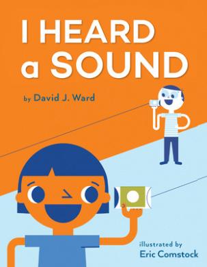 I Heard a Sound book