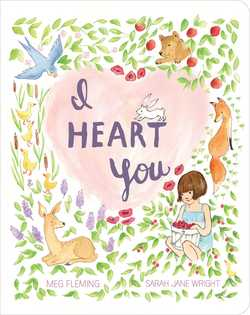I Heart You book