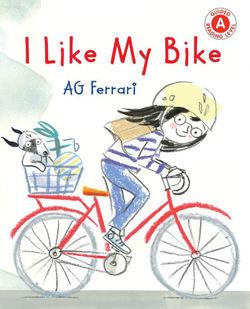 I Like My Bike book