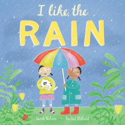 I Like the Rain book