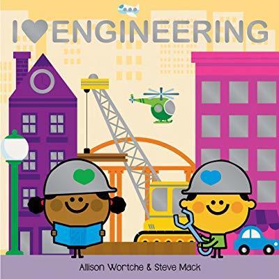 I Love Engineering book