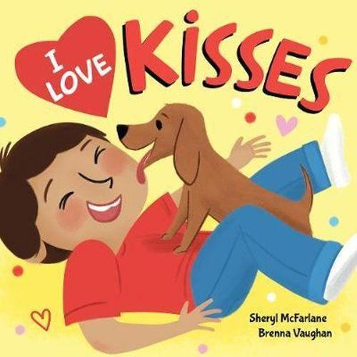 I Love Kisses book