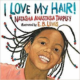 I Love My Hair! book