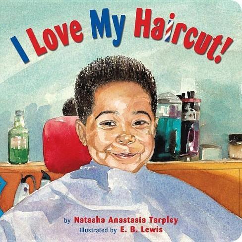 I Love My Haircut! book