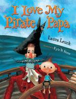 I Love My Pirate Papa book