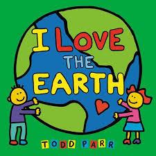 I Love the Earth Book