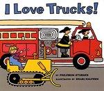 I Love Trucks! book