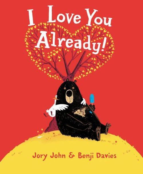 I Love You Already book